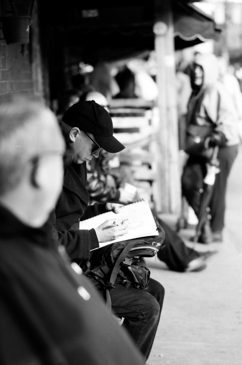 Reader - copyright Ardean Peters