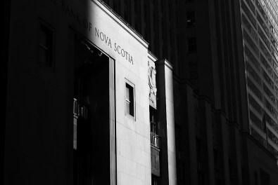 Bank of - Copyright Toronto Photographer Ardean Peters