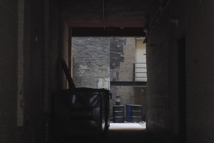 Through - Copyright Toronto Photographer Ardean Peters