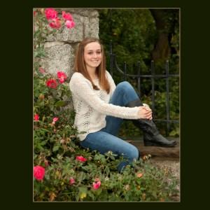 Mansfield Massachusetts High School Senior Photographer