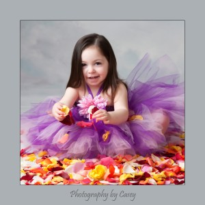 Photographer of girls in tutus