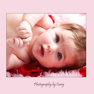 Photographer for Baby's Valentine