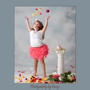 Photograph of little girls in tutu's