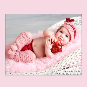 Photographr for Babies Valentines