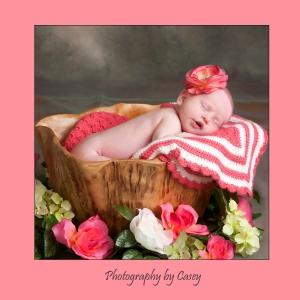 Photographr of sleeping newborn baby