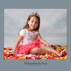 Photographer of little girls in tiarra's and tutus