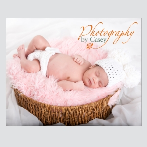 sleeping newborb baby photographer