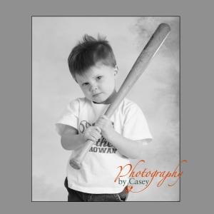 baseball portrait photograpju