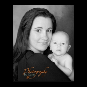 Infant B&W Photography