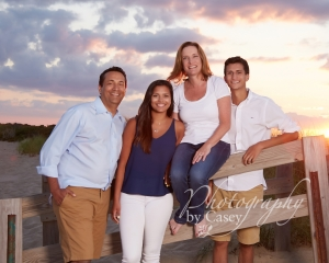 Photography of families on Cape Cod