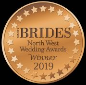 County Brides winner Logo