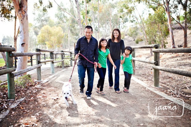 orange county tustin photographer, cedar grove park family session