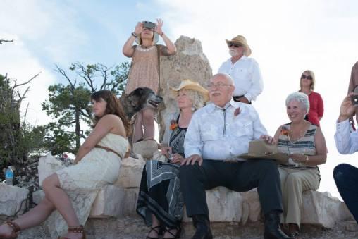 1Grand Canyon Shoshone Wedding