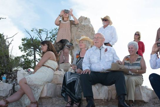 1Grand Canyon Shoshone Wedding