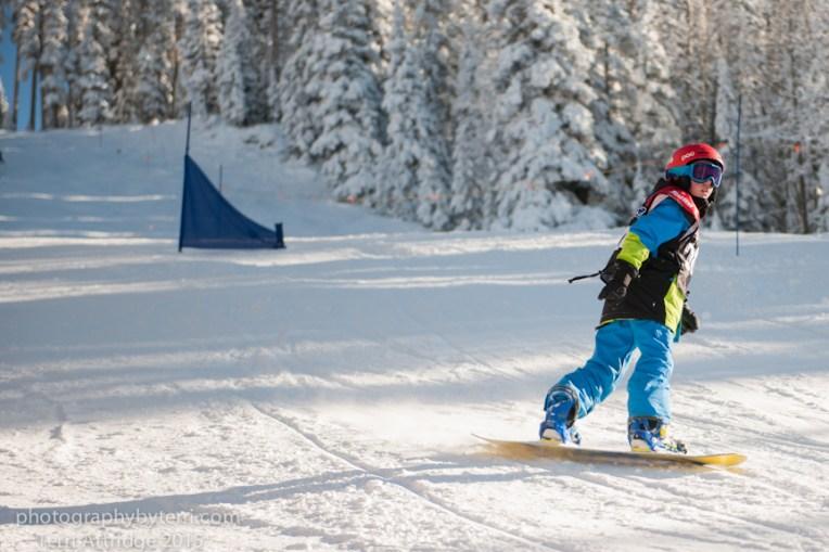 Flagstaff Arizona Snowbowl snowboard ski