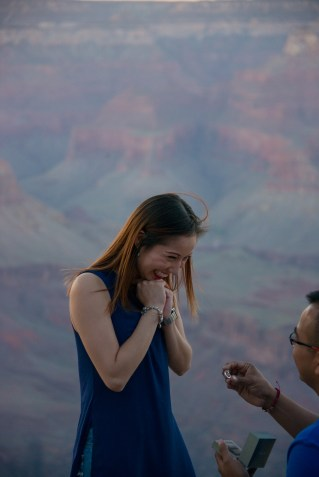 Engagement proposal in action