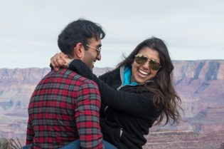 2-25-17-vishal-duck-on-a-rock-grand-canyon-south-rim-engagement-terri-attridge-8944