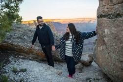 4.26.17 Lilli and Ryan Grand Canyon Engagement Proposal Terri Attridge-4968