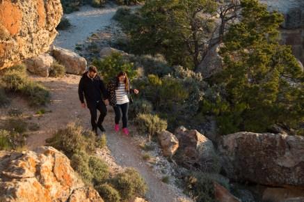 4.26.17 Lilli and Ryan Grand Canyon Engagement Proposal Terri Attridge-4991