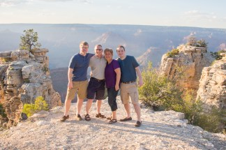 6.5.17 SMALLFamily Portraits South Rim Grand Canyon (6 of 76)