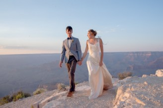 SMALL 6.20.17 Sienna and Nat Shoshone Point Grand Canyon South Rim Wedding Event Terri Attridge (65 of 211)