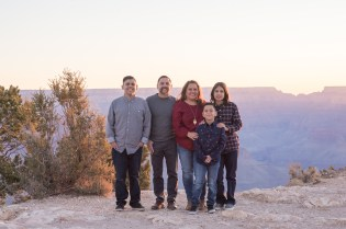 10.16.17 Family Portraits at Hopi Point Grand Canyon South Rim photography by Terri Attridge-62