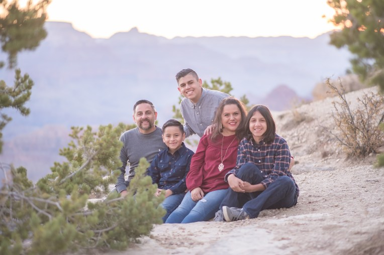 10.16.17 Family Portraits at Hopi Point Grand Canyon South Rim photography by Terri Attridge-77