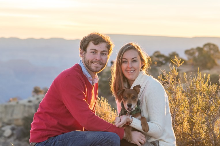 11.23.17 Jenna and Bobby Grand Canyon Engagement Photos Hopi Point Photography by Terri Attridge-6