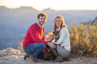 11.23.17 Jenna and Bobby Grand Canyon Engagement Photos Hopi Point Photography by Terri Attridge-9