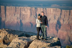12.28.17 Grand Canyon Engagement Kelly and Jonathan photography by Terri Attridge-3
