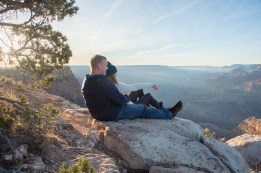 12.28.17 Grand Canyon Engagement Kelly and Jonathan photography by Terri Attridge-56