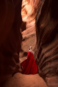 Antelope Canyon portraits