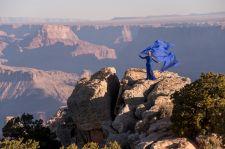 Grand Canyon Model photography