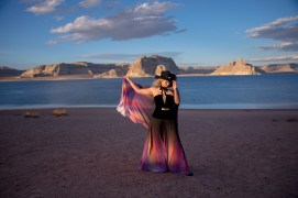 Lake Powell Arizona Portrait Photographer