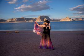 Lake Powell Arizona Portrait Photographer