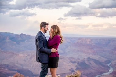 Crying after the Grand Canyon Proposal