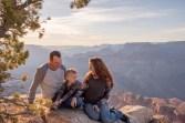 Below Lipan Point - portraits at Grand Canyon