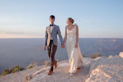 6.20.17 Sienna and Nat Shoshone Point Grand Canyon South Rim Wedding Event Terri Attridge (64 of 211)