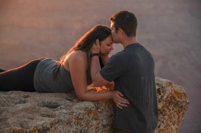 Grand Canyon Kiss