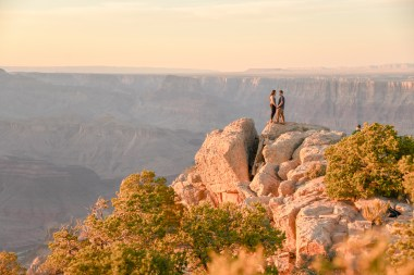 Grand Canyon Engagement Proposal