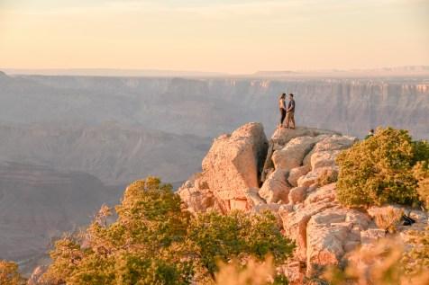 Grand Canyon Engagement Proposal