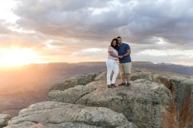 5.12.18 LR Nick and Kayla Grand Canyon Engagement Photography by Terri Attridge-62