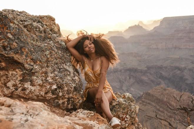 Grand Canyon model photo