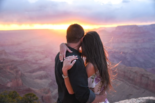 4.27.18 Elopement at Lipan Point Grand Canyon South Rim Photography by Terri Attridge-89