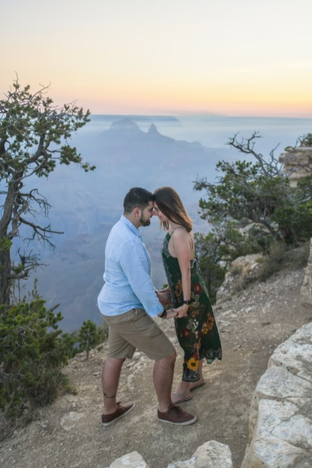 Canyon Engagement