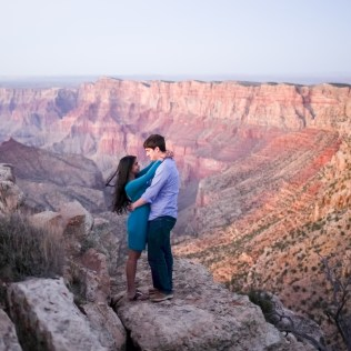 9.21.18 Engagement Proposal at Grand Canyon photography by Terri Attridge-2