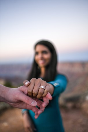 9.21.18 Engagement Proposal at Grand Canyon photography by Terri Attridge-45