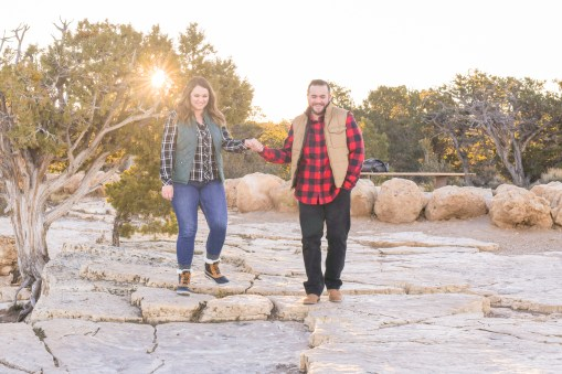 11.12.18 MR Cooper and Erin couples portraits at Grand Canyon photography by Terri Attridge-9