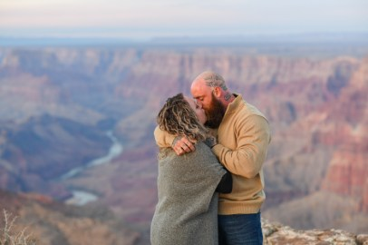 11.16.18 LR Grand Canyon Sunset Surprise Engagement Couples Photos photography by Terri Attridge-20