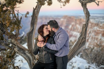 1.2.19 MR Surprise Engagement Photos Kevin and Vanessa Grand Canyon photography by Terri Attridge-20